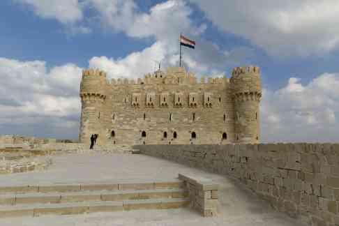 Citadel of Qaitbay_018