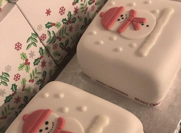 """4"""" Cakes - £15 each"""