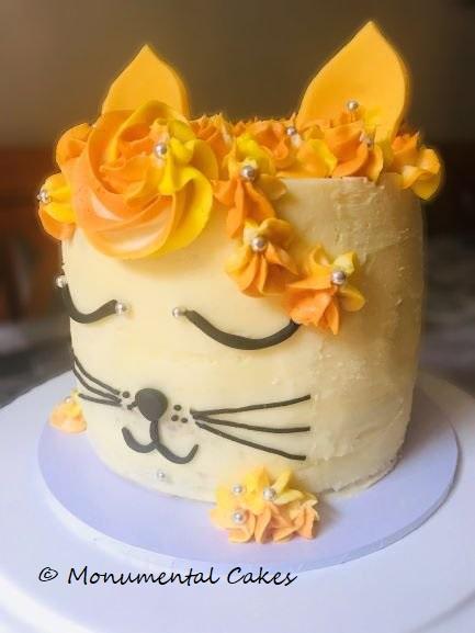 Buttercream Cat