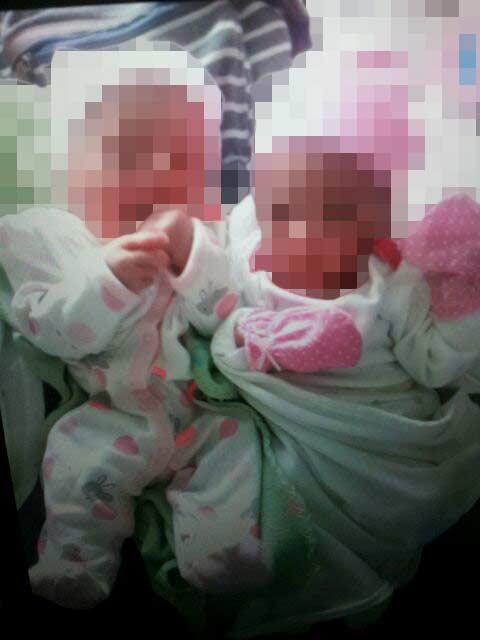 Roban recién nacida maternidad IDSS Santiago
