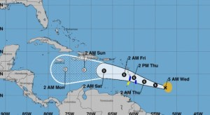 Kirk se regenera como tormenta tropical