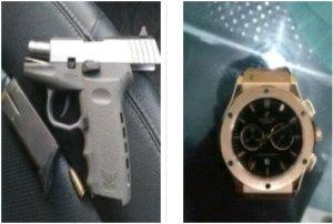 Desmantelan banda venezolanos robaba relojes a empresarios Santiago