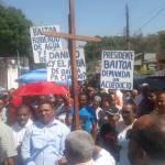 Baitoa reclama nueva vez construcción acueducto