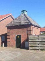 MIP-object B383 De Ruijterlaan, Bgr - trafo huisje 1