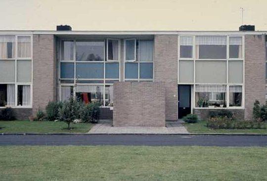 Sloop Rietveldwoningen Reeuwijk historische vergissing