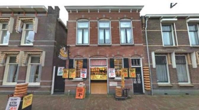 kaaswinkel Prins Hendrikstraat 24, Bodegraven