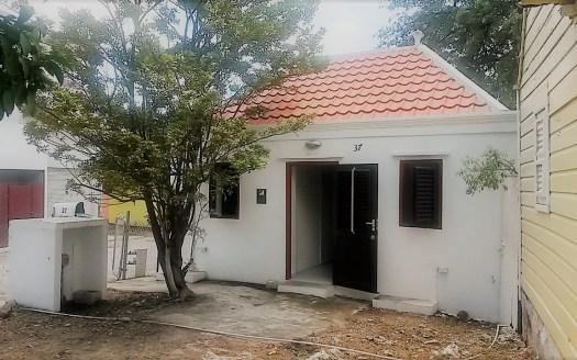 Typical Curacao House For Rent