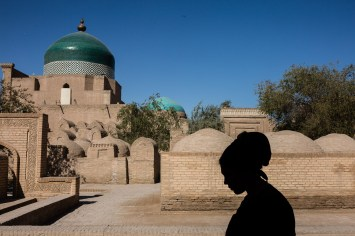 Photo de rue Khiva