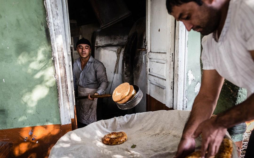 Le pain d'Ouzbékistan – L'image expliquée –