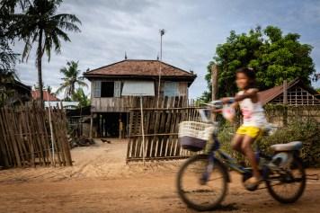 Village khmer