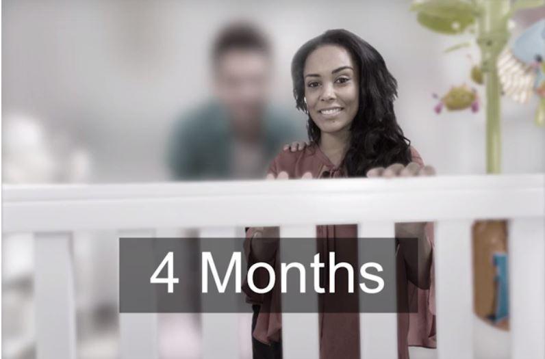 هل تعرف ما الذي يراه الرضيع خلال شهوره الأولى؟