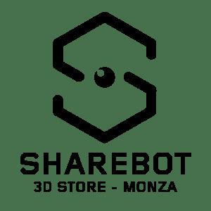 Logo Sharebot Monza stampa 3d prototipazione rapida