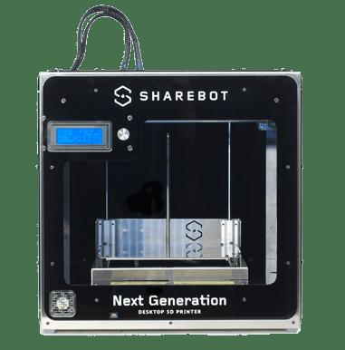 sharebot ng stampante 3d filamento sharebot monza