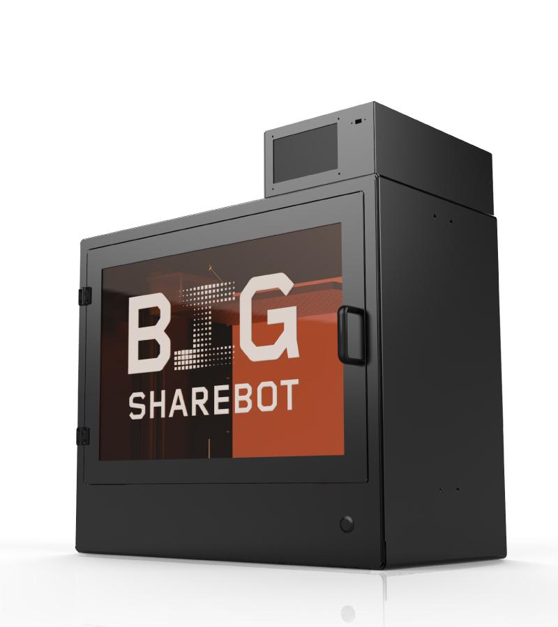 big iperammortamento 2019 sharebot monza