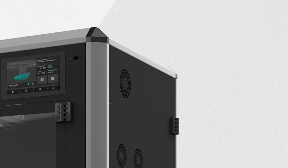 sharebot qxxl stampante 3d grande formato 3d store monza