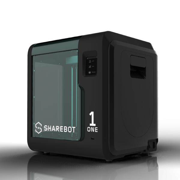 stampanti 3d filamento sharebot one 3d store monza