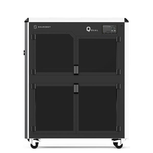 stampanti 3d filamento sharebot q dual 3d store monza