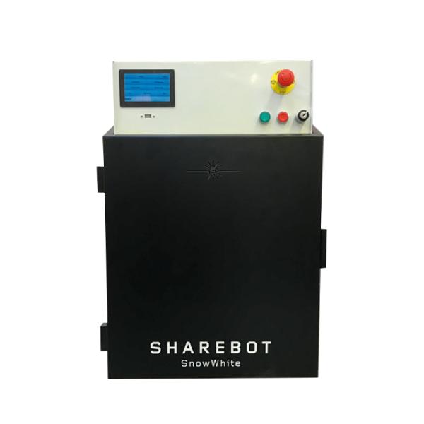 stampanti 3d sinterizzazione sharebot snowwhite 3d store monza