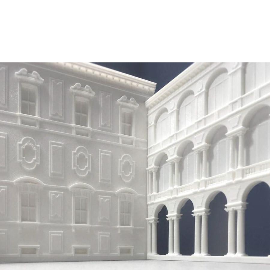plastico 3d museo regionale scienze naturali torino sharebot 3d store monza