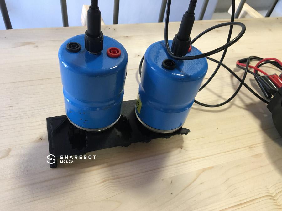 vassoio esd prodotti stampati in 3d abs esd 3d store monza sharebot