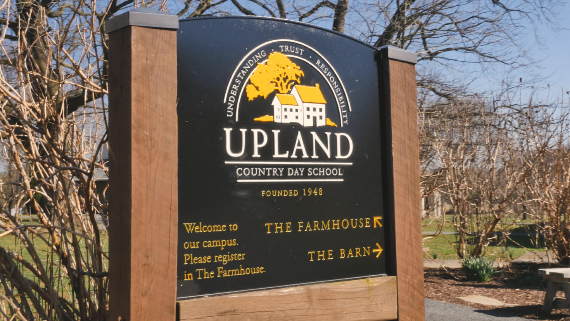 Upland Country Day School General Admissions Video