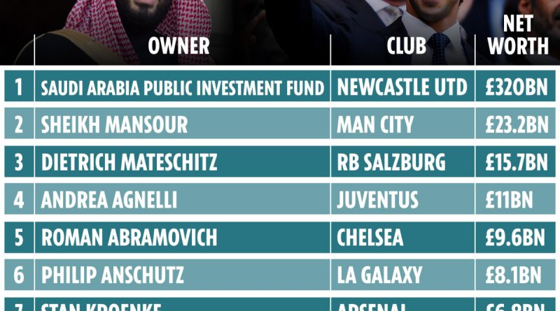 Mike ashley has finally sold newcastle united after 14 years. Newcastle Owner | Potential Newcastle Owner Crown Prince ...