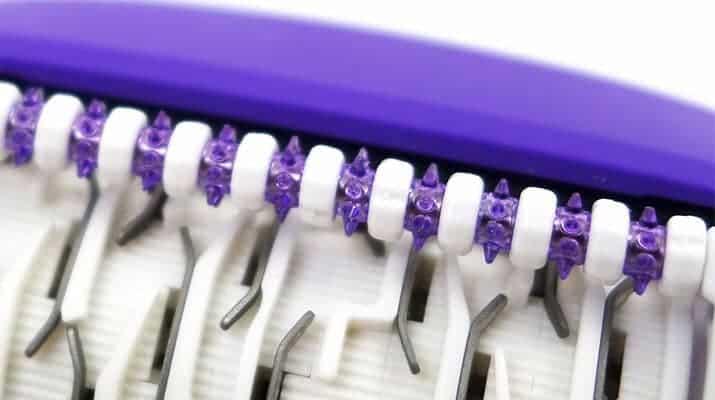 Braun Silk Epil 9 Epilierer Hochfrequenz-Massagekappenrollen