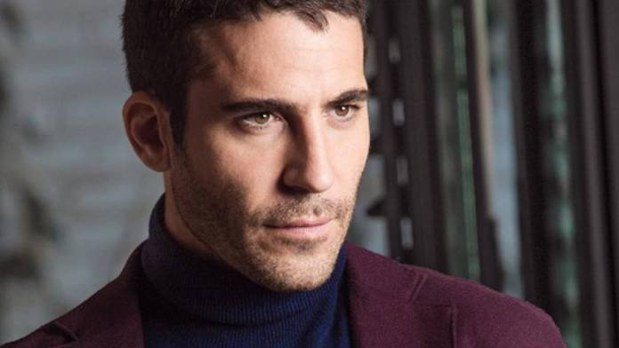 actor Miguel Ángel Silvestre