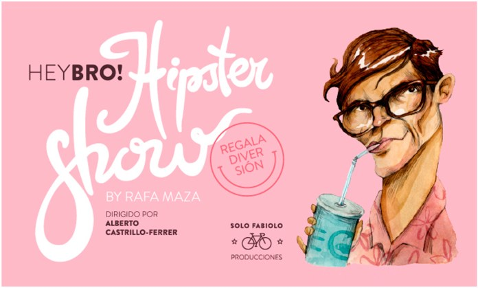Hey bro hipster show