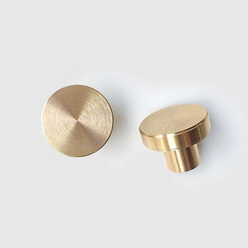 Brass hooks from Moodi