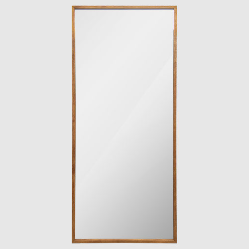 Large oak mirror from Moodi