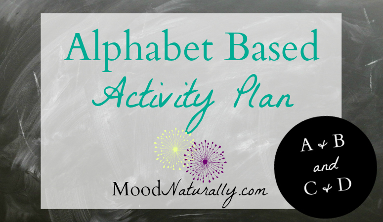 Alphabet Based Activity Plan