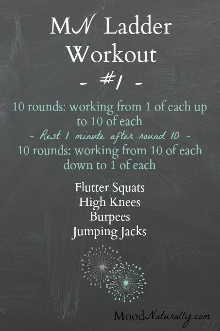 MN Ladder Workout #1