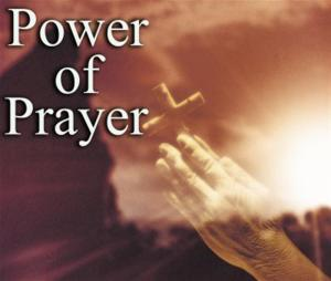 Prayer may have powerful health benefits associated with it