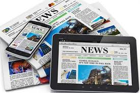 So many means of getting the news: are we forgetting about our 'local' news - our 'in-house' family news?