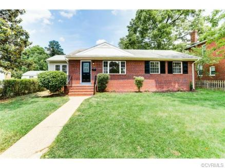 This brick beauty is fully renovated!