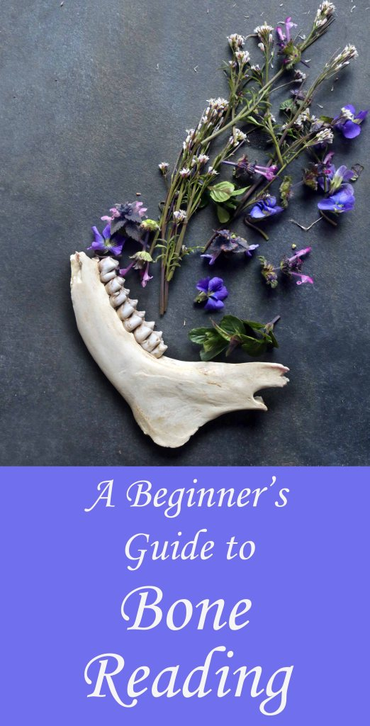 A magical guide to the ancient art of bone reading and divination.