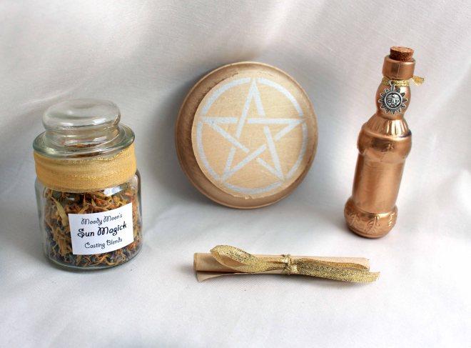 sun magick altar kit
