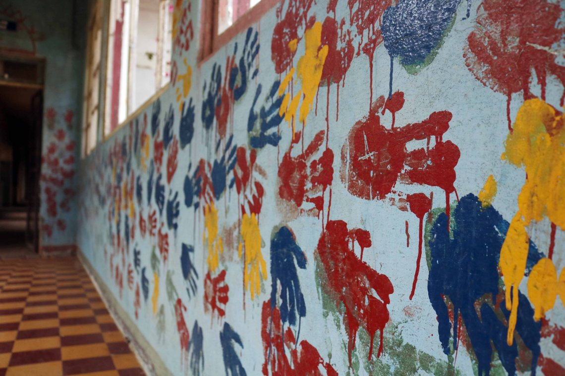 sanatoria duran handprints