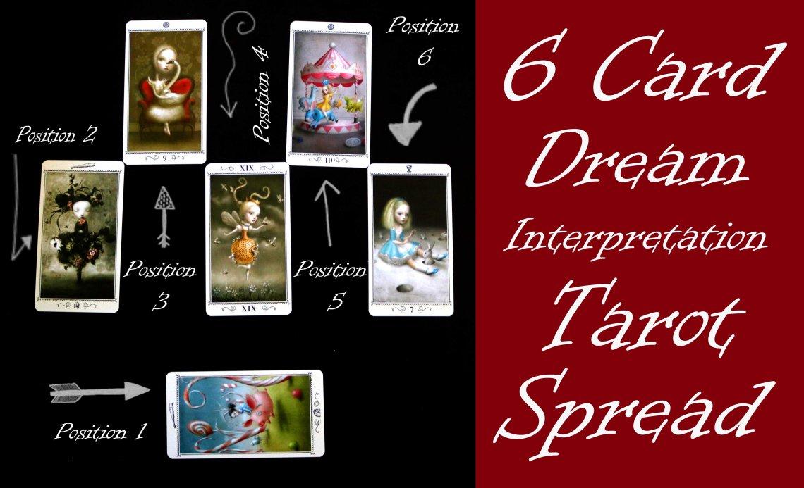 dream interpretation tarot spread