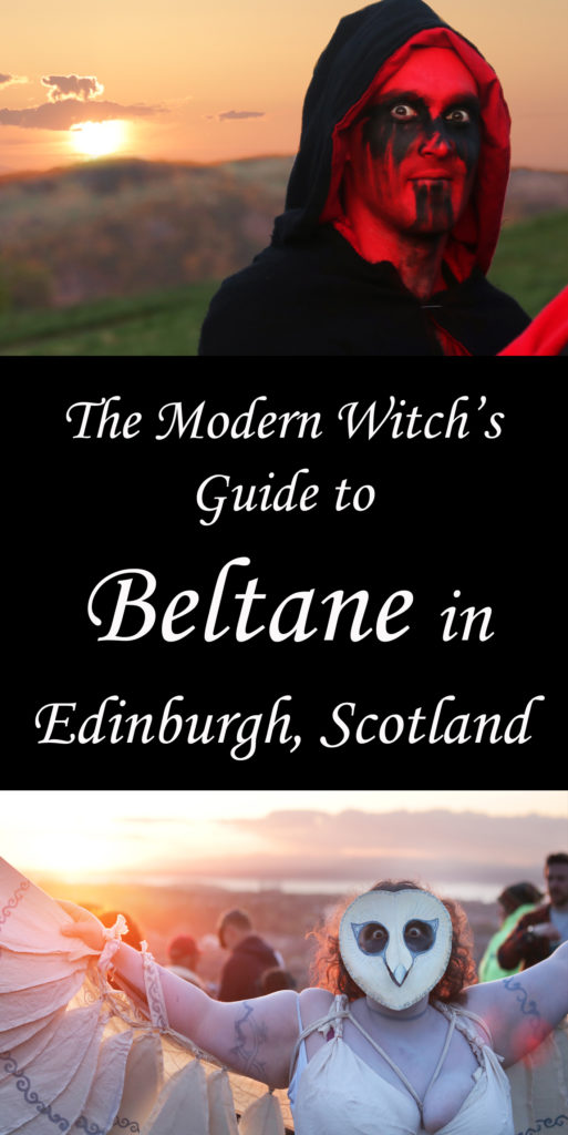 Pagan Travel: A Modern Witch's Guide to the Magic of Beltane in Edinburgh, Scotland