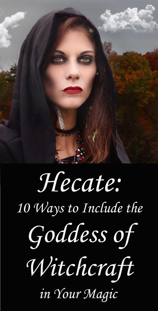 How to include Hekate in your magic spells.
