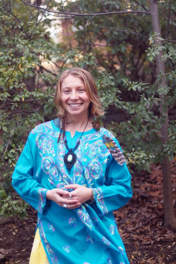 My experience in a sanaga medicine circle for women.