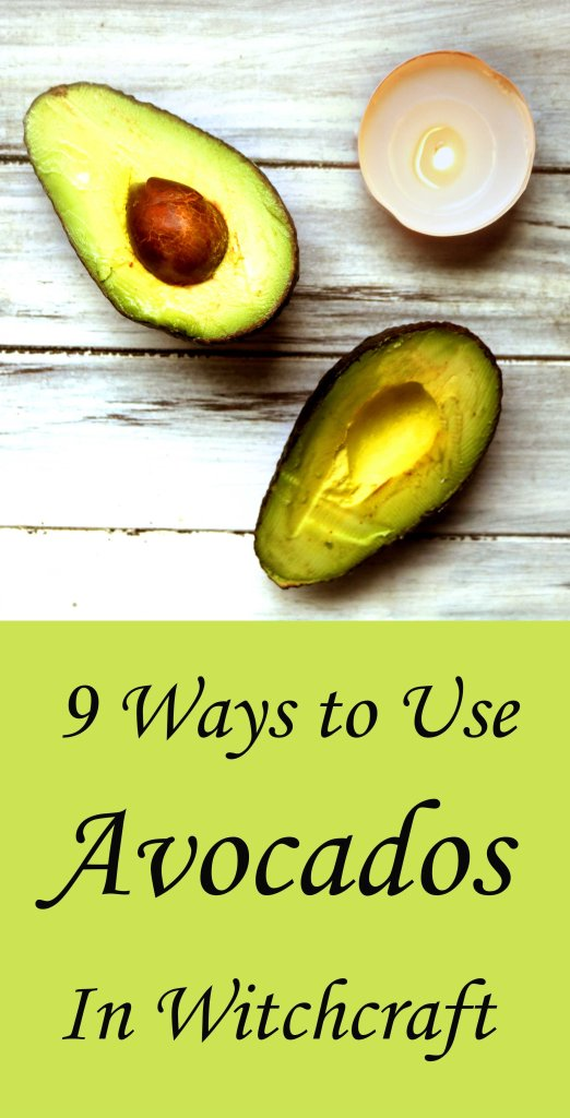 How to make magical use of your avocados!  Let's get kitchen witchin'.