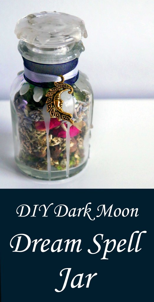 Looking for something to do during the dark moon? Try this clever, DIY dream jar spell to inspire a more vivid, insightful, powerful dream life.