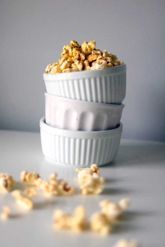 Looking for a gluten free alternative to Lammas bread? Try this recipe for herbal popcorn instead.