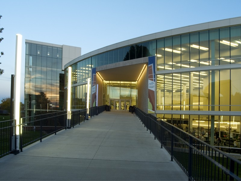 Moody Nolan Student Recreation Center And Athletics