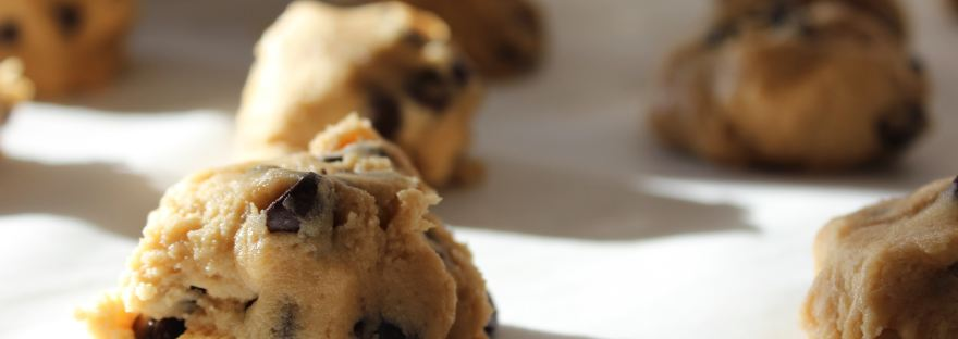 , I Want to Bury My Head In Cookie Dough