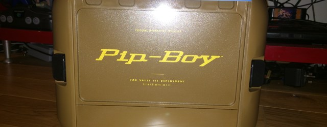 Fallout 4 Pipboy Edition Box
