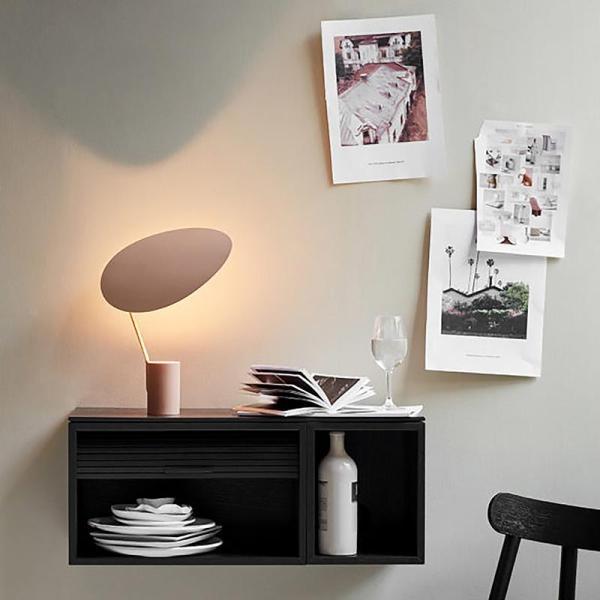 Moderne Ombre Tischlampe